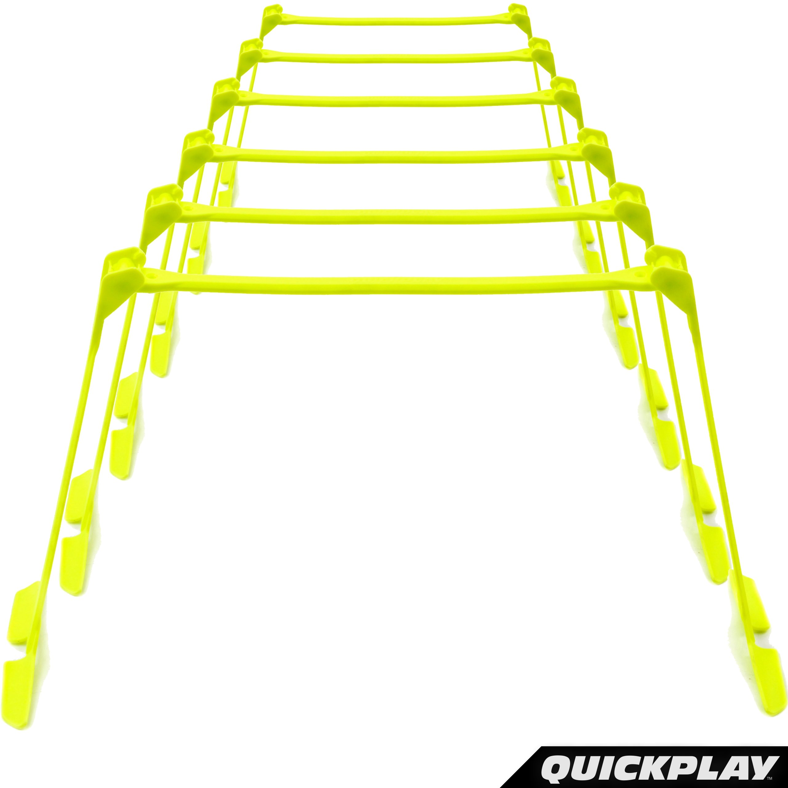 QuickPlay PRO Adjustable Height: 6'', 9'' + 12'' All-in-One Speed Hurdles (Set of 6) Speed Training Hurdles, Agility Hurdles and Plyometric Hurdles by QuickPlay (Image #9)