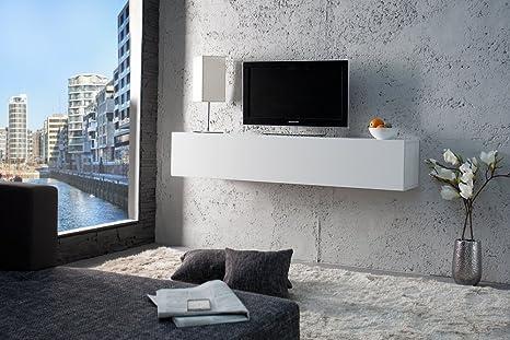 Lc Spa Pensile Con 1 Anta Orizzontale Mod Cube 139 X 29 X 31 Cm