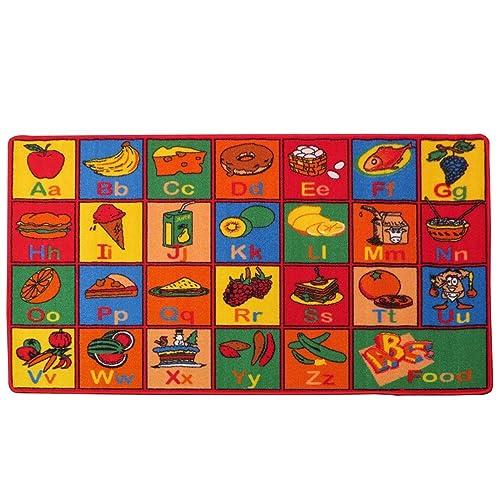 Preschool ABC Rugs For Classroom: Amazon.com