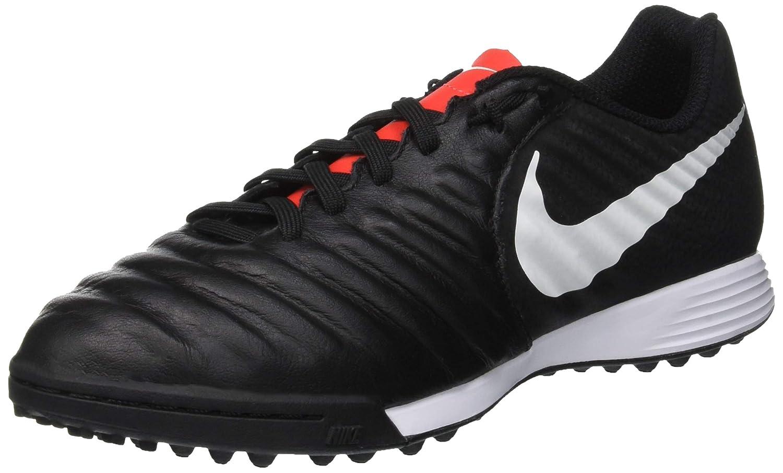 MultiCouleure (noir Pure Platinum Lt Crimson 006) 42 EU Nike Legend 7 Academy TF, Chaussures de Fitness Homme