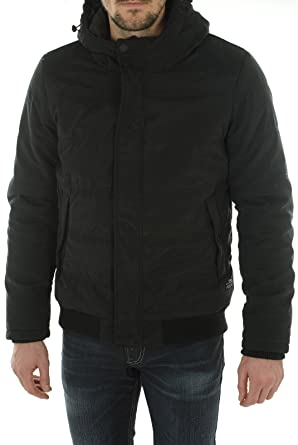 JACK AND JONES Blouson et doudoune - ROW BOMBER JACKET - HOMME - M ... bac98a588a8a