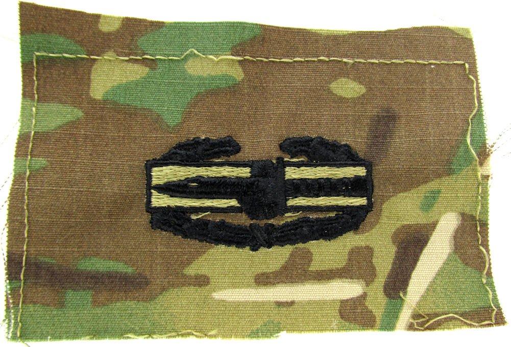 Combat Action Badge (CAB) - Multicam SEW-ON