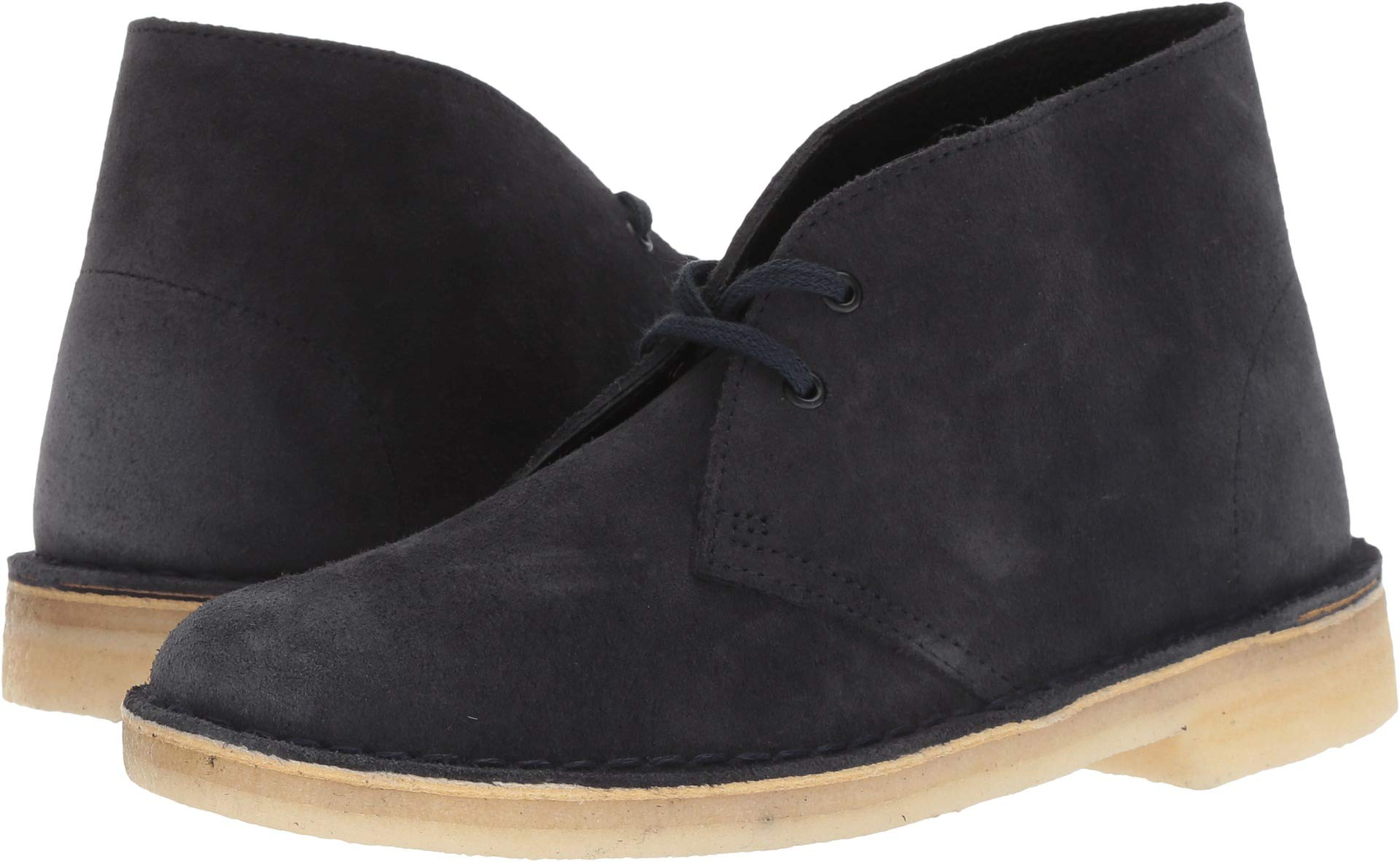 1fad1366c4f4fe Galleon - CLARKS Women's Desert Boot Ink Suede 8.5 B US