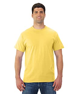 Jerzees Dri-Power Mens Active T-Shirt 2X-Large Island Yellow