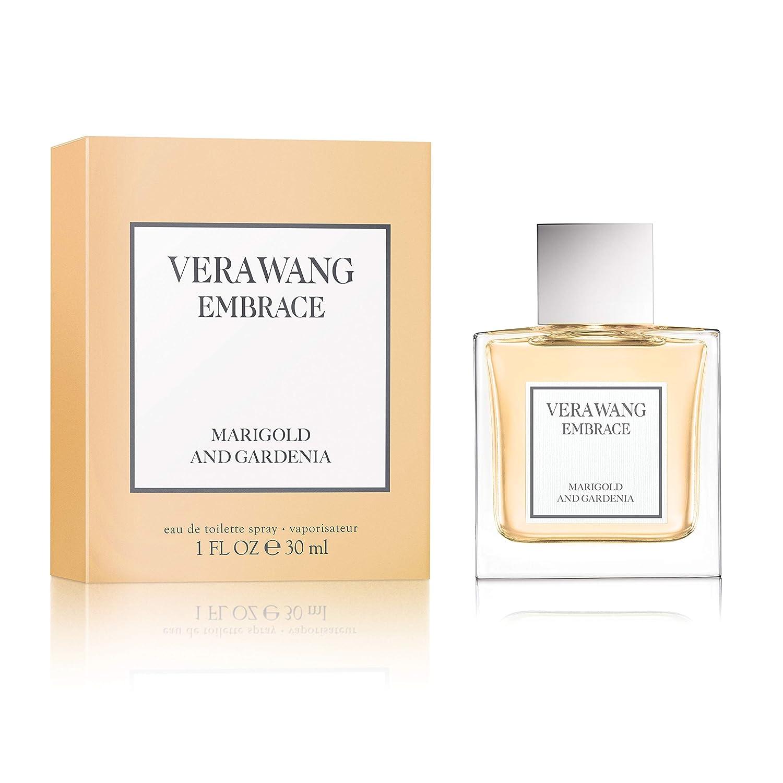 Vera Wang Embrace Eau de Toilette Spray for Women, Marigold & Gardenia, 1 fl. oz.
