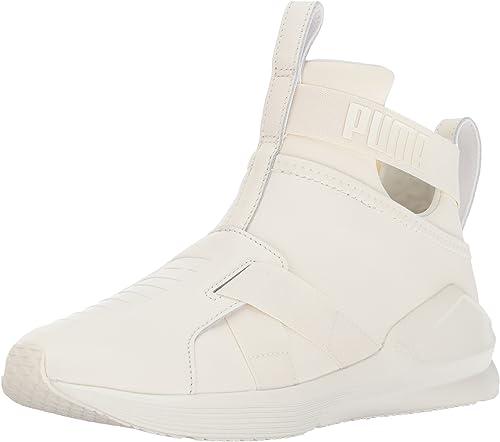 Fierce Strap Leather Wn Sneaker