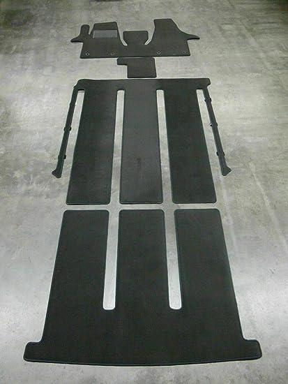 Fußmatten Teppich Für T6 Multivan Original Komplettauslage Automatten Auto