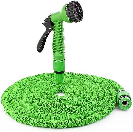 Extensible Tuyau De Jardin Support Robuste arrosage tuyau d/'arrosage fil crochet cintre NEUF