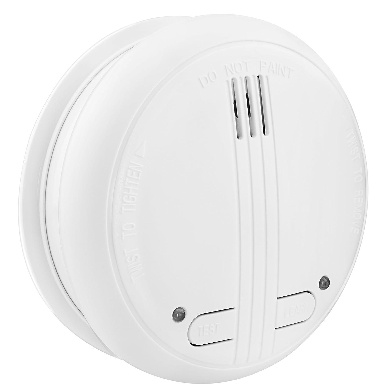 Mumbi - Detector de humo 4 x DIN EN 14604 Detector Detector de humo/fuego - verlinkbar vernetzbar acoplable, 1 pieza, rmf150 - 4: Amazon.es: Bricolaje y ...