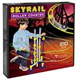 Quercetti 6443T Skyrail Suspension Roller Coaster by Quercetti