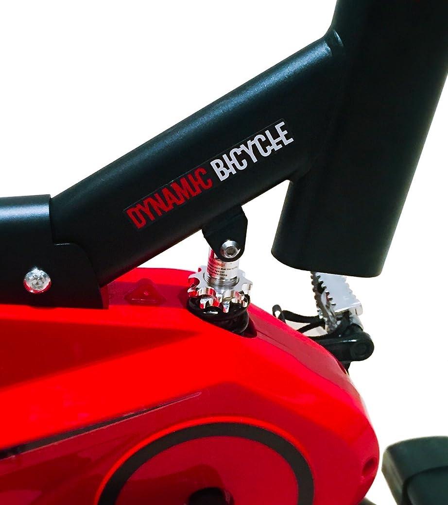 Vista detallada parcial del Maketec Bicicleta Spinning