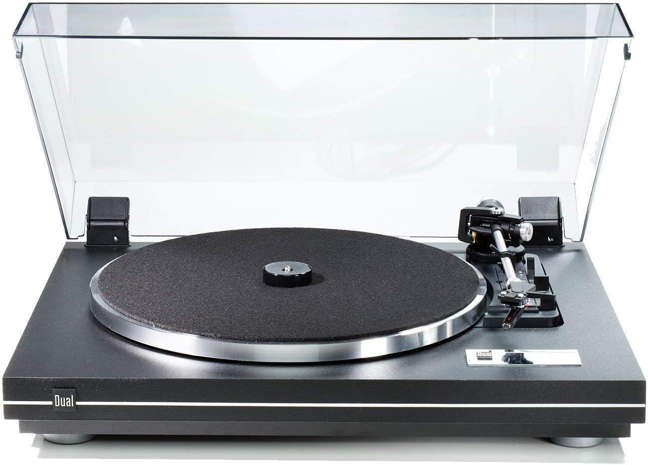 Doble disco CS 455-1 Turntable, color plata: Amazon.es: Electrónica