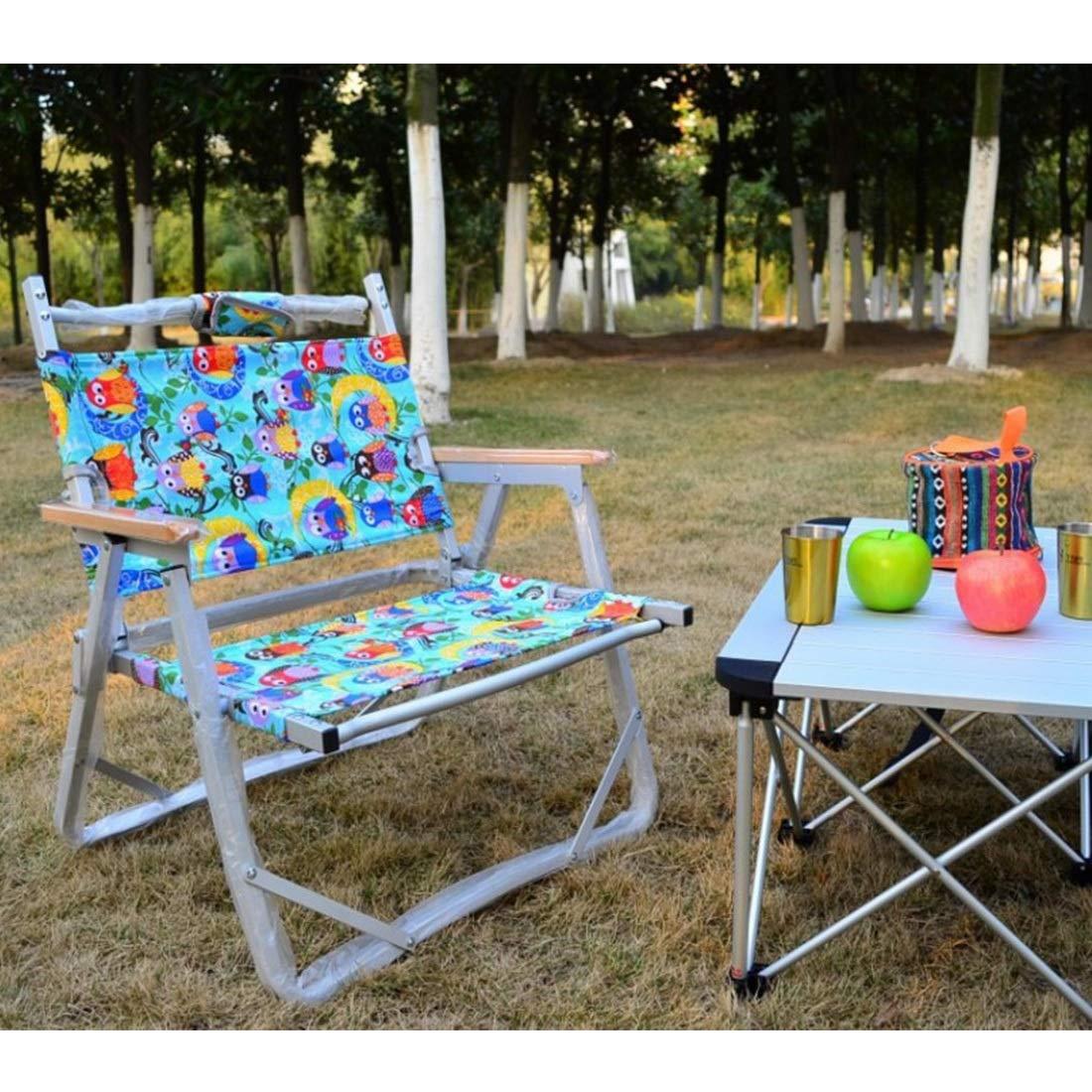 FUBULECY Geeignet für Outdoor-Camping oder Angeln im Freien für Faltbare tragbare Stühle.