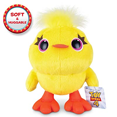Toy Story Disney Pixar 4 Ducky Huggable Plush: Toys & Games