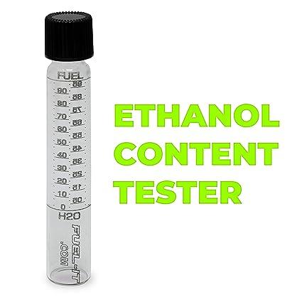 Glass Laser Etched Ethanol Content Fuel Tester for Ethanol, E85, Gasoline
