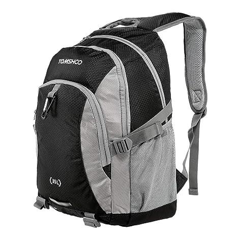 63d9a3c0a8c6 Amazon.com  TOMSHOO Travel Backpack 35L