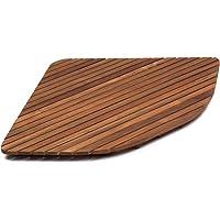 AsinoX TEK3A7171 Tarima de ducha de madera