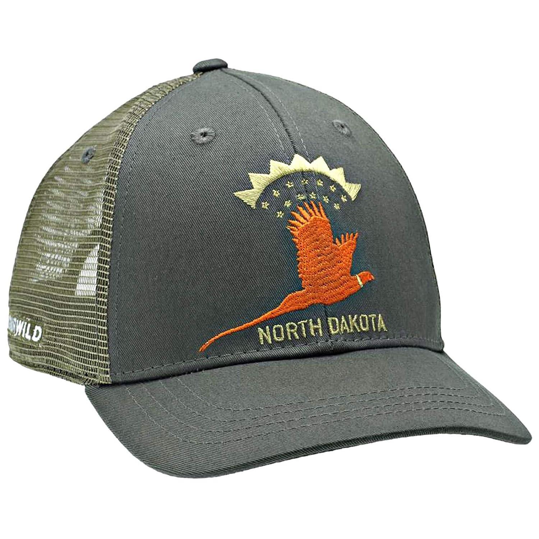 【在庫有】 Rep Your水North Dakota Your水North B0776LWD15 Dakota pheasant帽子 B0776LWD15, 神栖町:0783112e --- specialcharacter.co