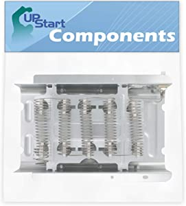 279838 Dryer Heating Element Replacement for Whirlpool SEDX600JQ1 Dryer - Compatible with 279838 Heater Element - UpStart Components Brand