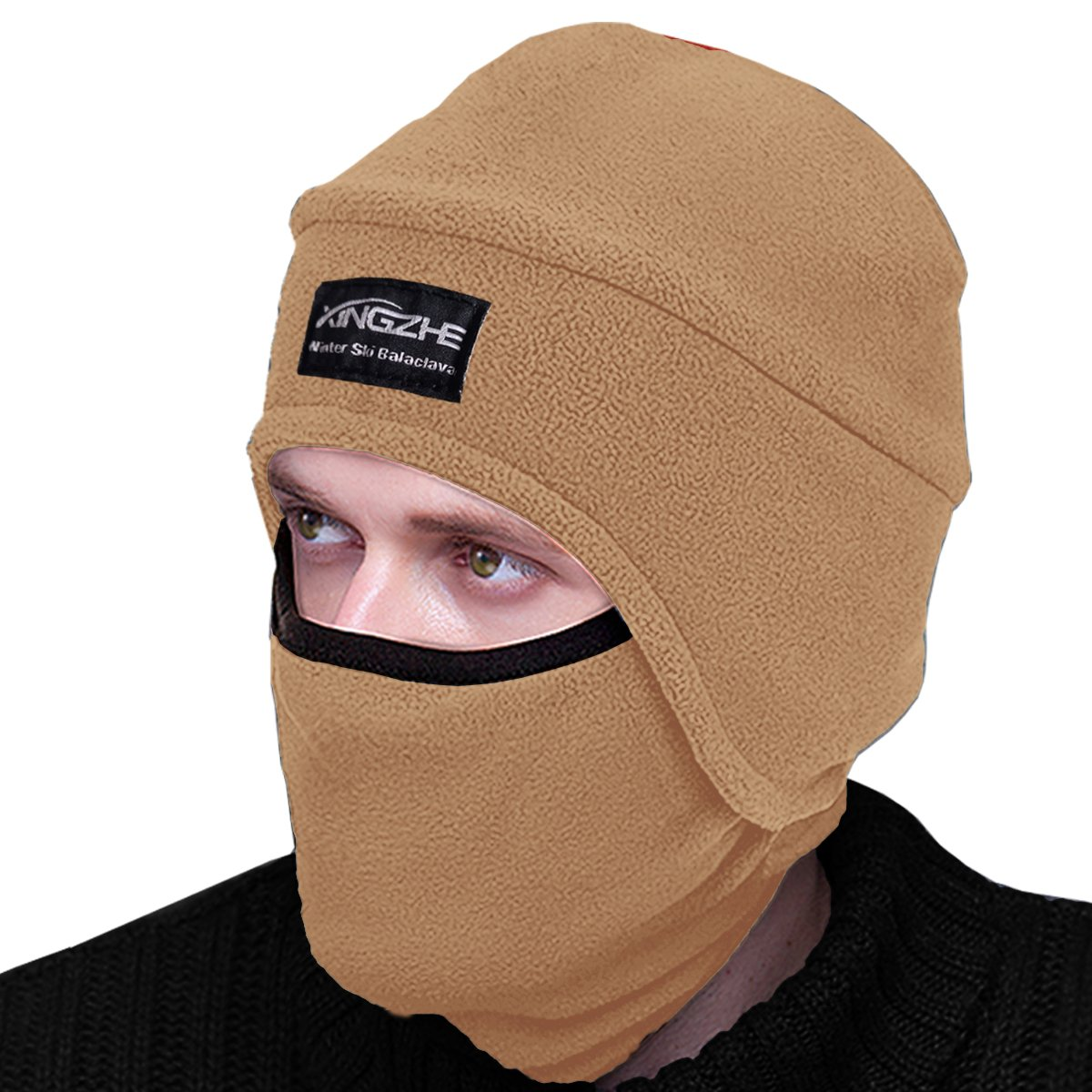 Unigear Dust Mask with 2 Activated Carbon Filters and Nose Sponges
