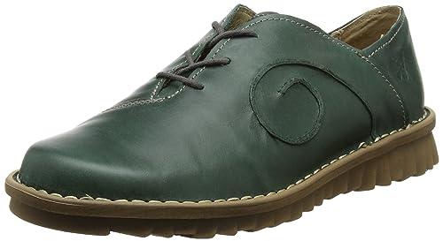 Josef Seibel Melli 01, Sneaker Donna, Verde (Tanne 650), 43 EU