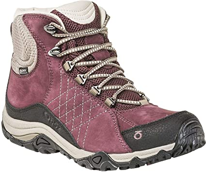 9864362b1 Amazon.com  Oboz Sapphire Mid B-Dry Hiking Shoe - Women s  Sports ...