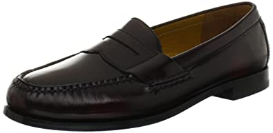 Cole Haan Men's Pinch Penny Loafer, Burgundy, ...