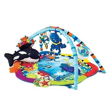 3c2149cd3 Amazon.com  Baby Einstein Neptune Ocean Adventure Gym (Discontinued ...