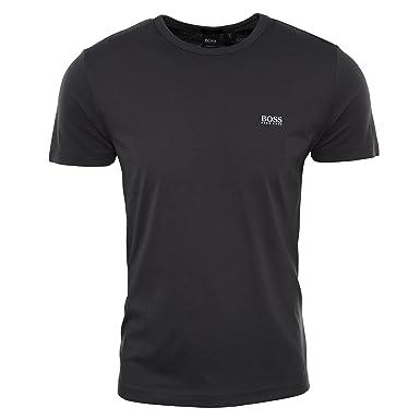 542a31fc Amazon.com: BOSS Green Men's Modern Fit Basic Single Jersey T-Shirt:  Clothing