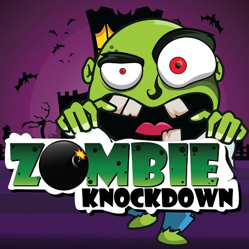 Zombie Knockdown Pro (Aliens Vs Plants)