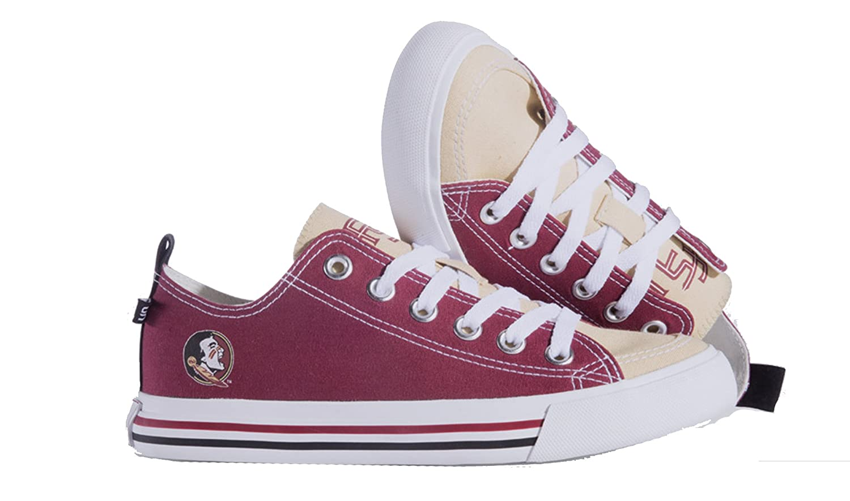 374490989498f Amazon.com  SKICKS Florida State University Unisex Low Top Shoes-y6w8   Clothing