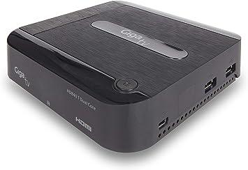 TV Tech GigaTV HD840 - Reproductor Multimedia TDT (Android 4.2.2): Amazon.es: Electrónica