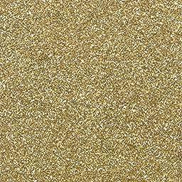 Duck Brand Glitter Crafting Tape, 1.88-Inch x 5-Yard Roll, Gold (284726)