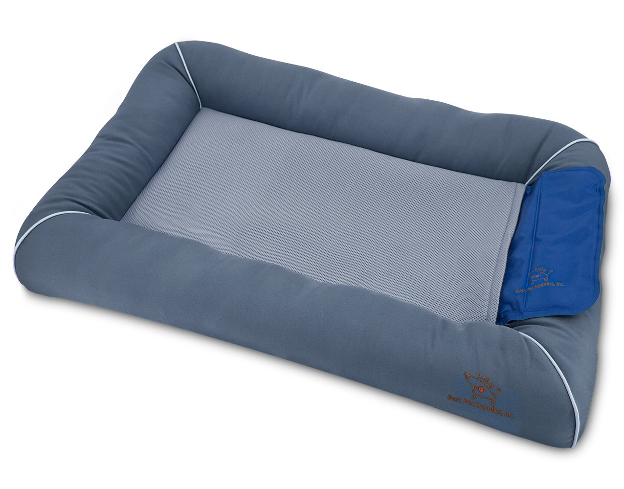 Cooling Pet Bed by Best Pet Supplies