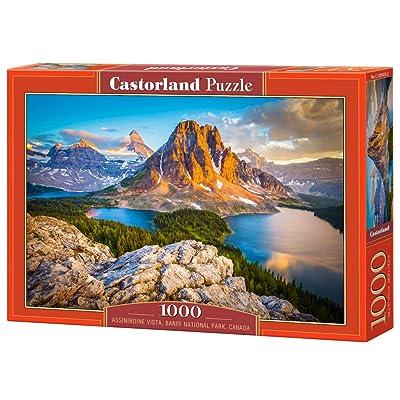 Castorland C-103423-2 - Puzzle - Assiniboine Vista - Banff National Park - Canada - 1000 Pièces