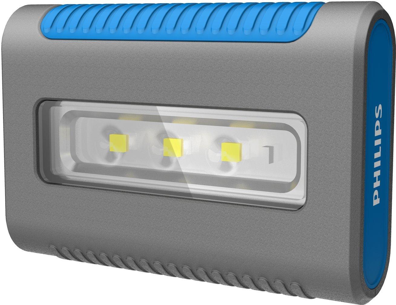 Philips LPL38X1 Kompakte LED-Arbeits- und Stirnlampe RCH6 mit Akku Lumileds Germany GmbH