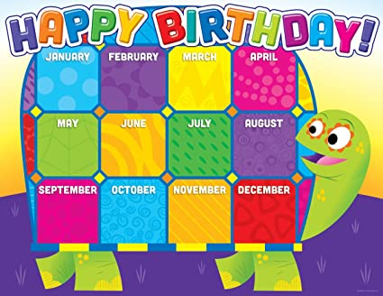 Image Unavailable Not Available For Color Scholastic Classroom Resources Jingle Jungle Birthday Chart