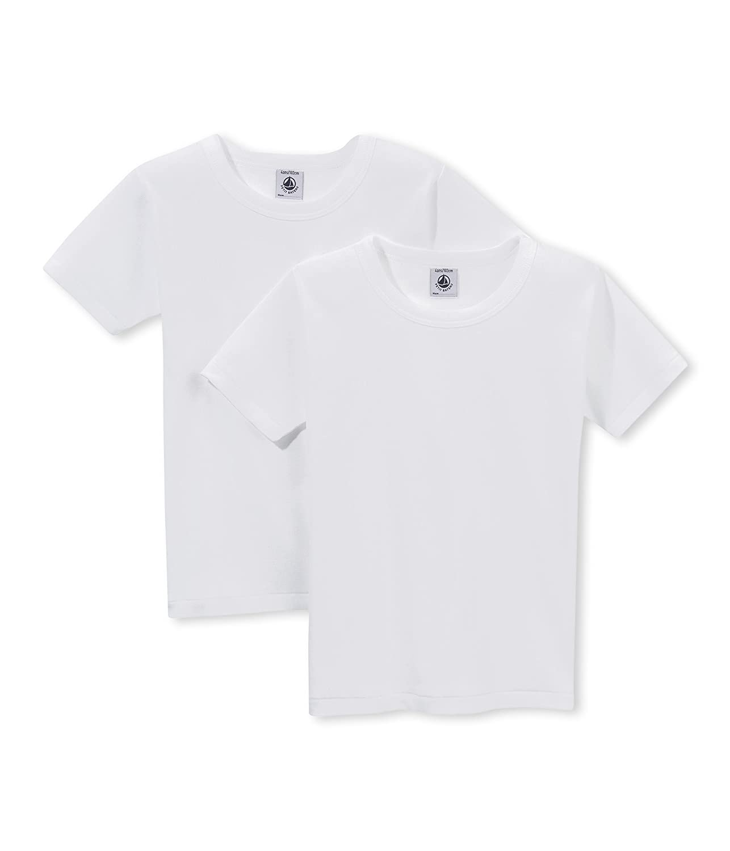 Petit Bateau Boys' 2-pk S/S T-Shirts 836461boys