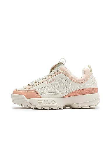 Fila Damen Sneakers Heritage Disruptor CB: Amazon.de: Schuhe ...
