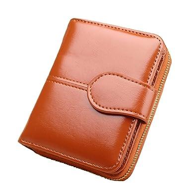c272def5ea7f 二つ折り財布 レディース 本革 ブランド品 お洒落 風合い ラウンドファスナー 小銭入れ ウォレット