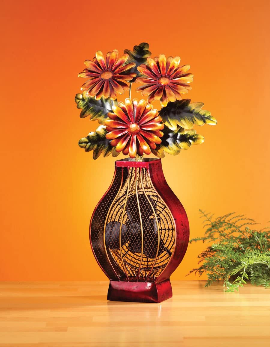 DecoBREEZE Decorative Table Fan
