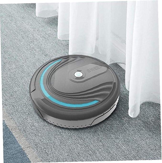 Aspiradora Robot de Juguete Auto Limpieza de Pisos Barrido Sweeper ...