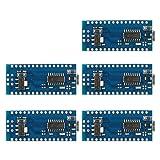 5x V3.0 USB Nano ATmega328P 5V 16M Micro controller Board Module Arduino TE359