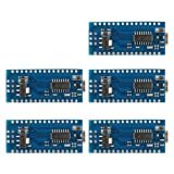 5stk Mini USB Nano V3.0 Atmega 328P 5V 16M Mikro Controller Board F Arduino TE359