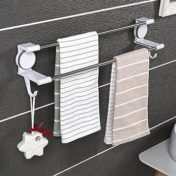 Barra de la toalla estante del cuarto de baño cuarto de baño Barra de la toalla ...