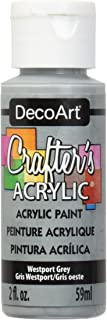 product image for DecoArt Crafter's Acrylic Paint, 2-Ounce, Westport Grey
