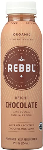 REBBL Reishi Chocolate, 12 oz