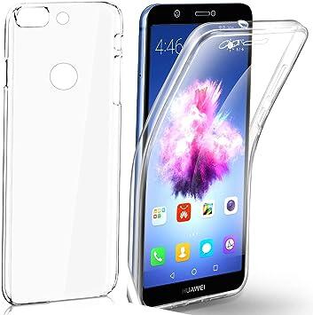 AURSTORE Coque Compatible avec Huawei P Smart – Protection ...