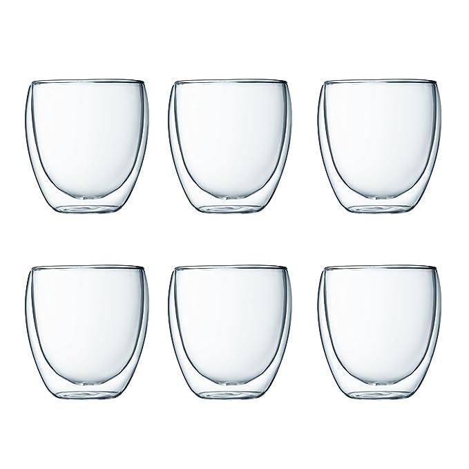 78 opinioni per Bodum Pavina Set 6 bicchieri da 25 cl