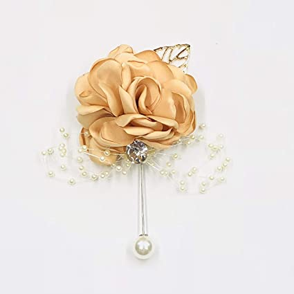 2db42126a61 Amazon.com: Abbie Home Classic Boutonnière for Prom Party Wedding ...
